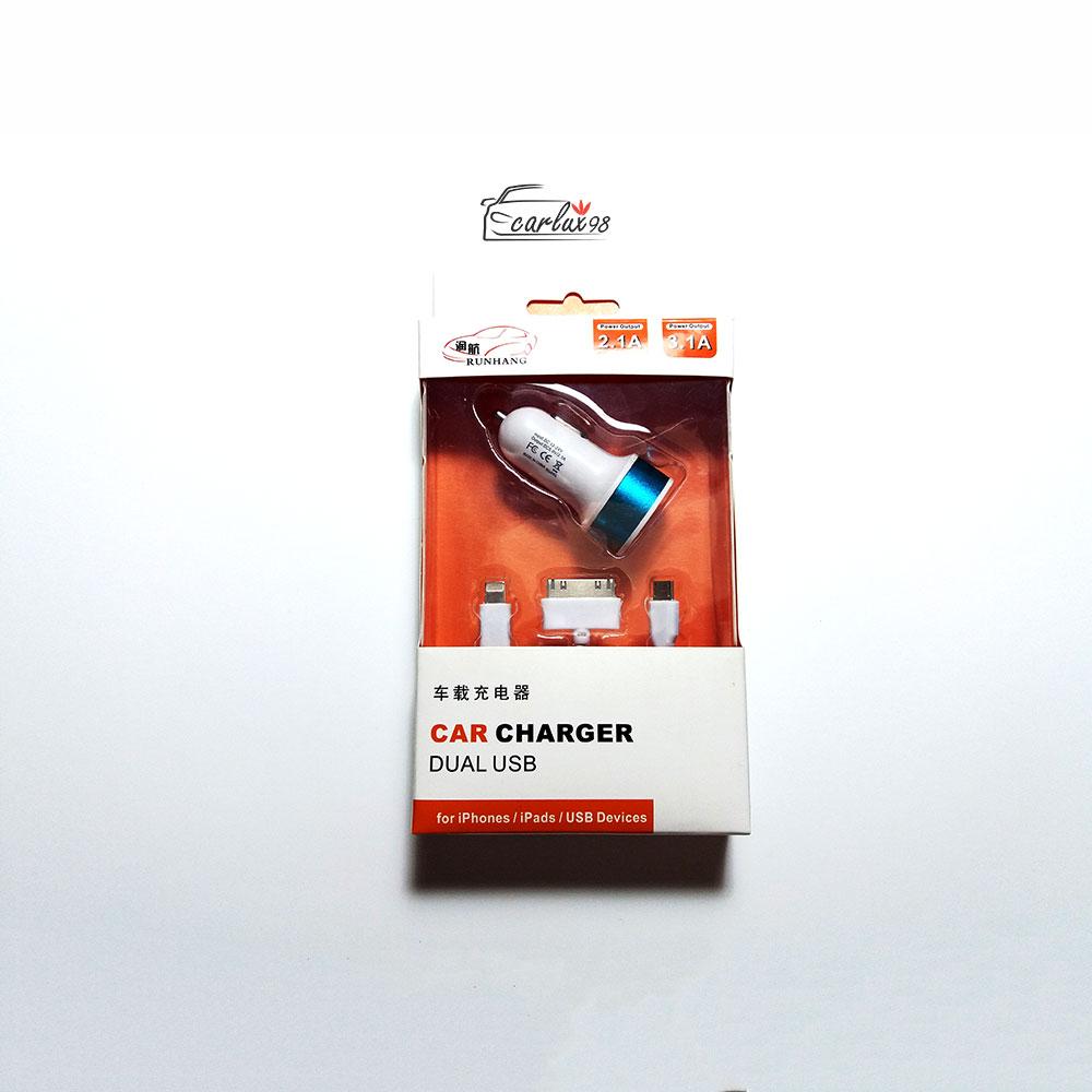 شارژر فندکی ipod