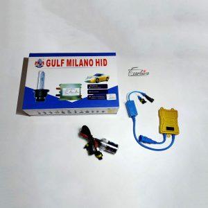 زنون Gulf Milano جعبه سفید آبی 55 وات