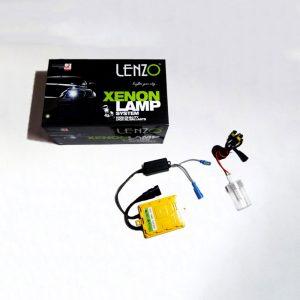 زنون Lenzo جعبه مشکی 100 وات