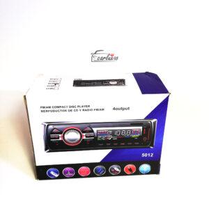 ضبط مدل 5012