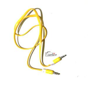 کابل aux کد وکیوم زرد